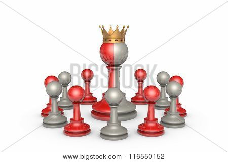 Democracy (chess Metaphor).