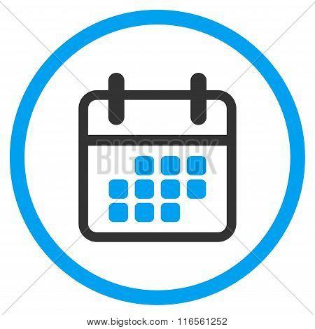 Plan Month Circled Icon