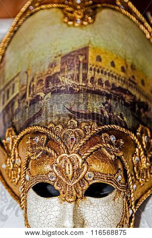Venezian Mask 7