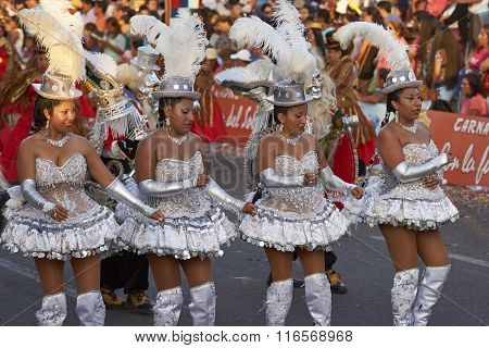 Morenada Dance Group