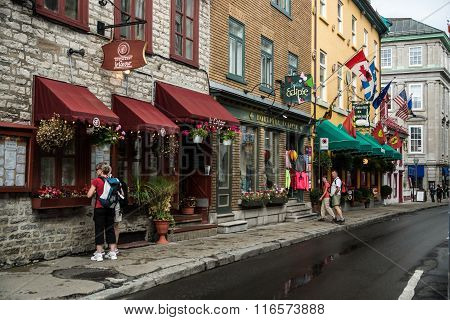 Quebec City Commerce