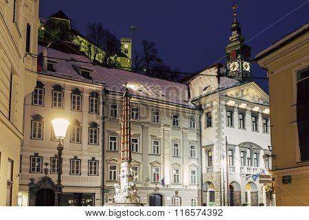 Ljubljana City Hall