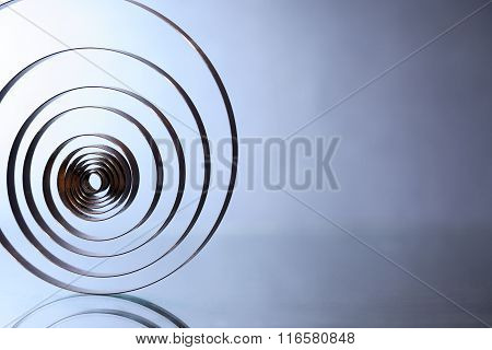 Spiral Concept Abstract