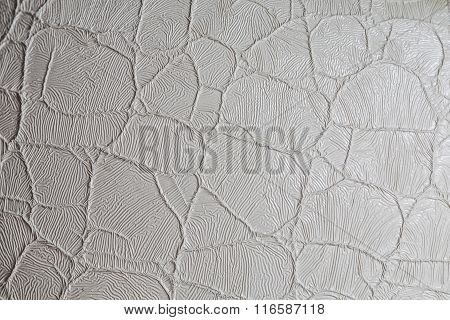 texture on clay