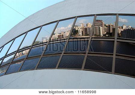 Convex Window Reflection