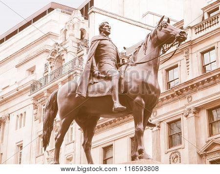 Duke Of Wellington, London Vintage
