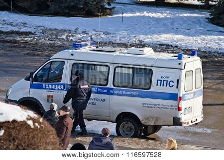 The Van Patrol And Inspection Service Of The Police Is Used As The Reference Point For The Protectio