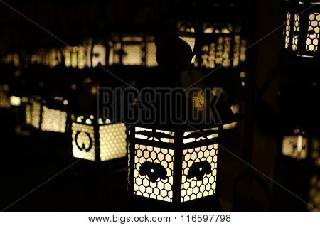 Kasuga Taisha Shrine Lanterns