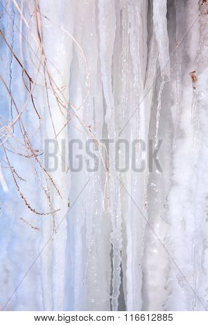 icicles structure