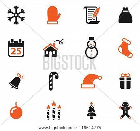 Christmas simply icons