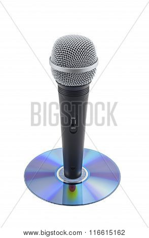 Microphone On Cd