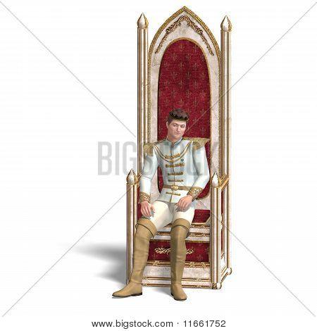fairytale prince
