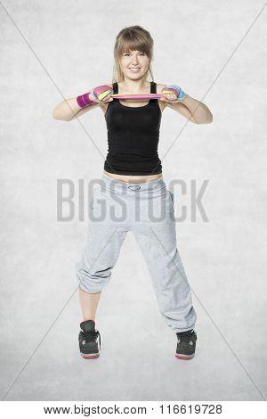 Elastic Helps Build Muscle