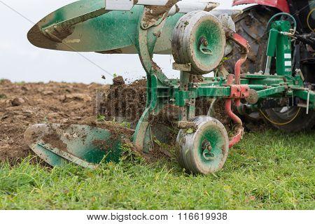 Earth Is Plowed