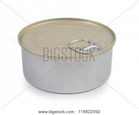 Closed Canned Bank