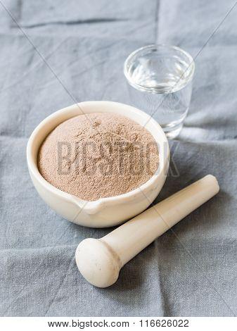 Marrocan Rhassoul Clay