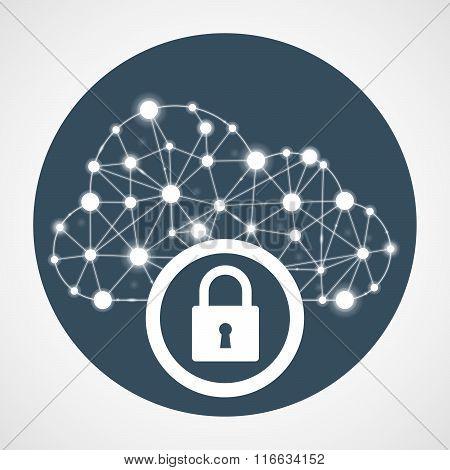 Cloud Computing Access - Internet Communication Network