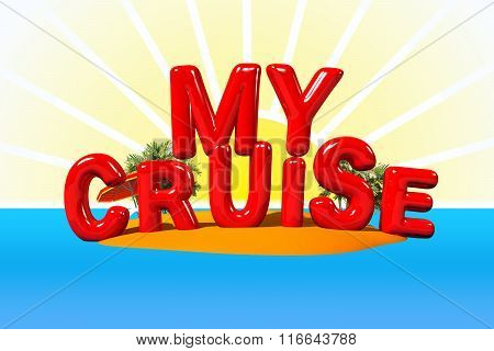 My Cruise On Island