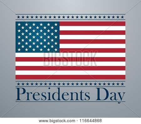 presidents day background, united states