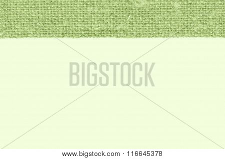 Textile Yarn, Fabric Decoration, Moss Canvas, Antique Material, Natural Background