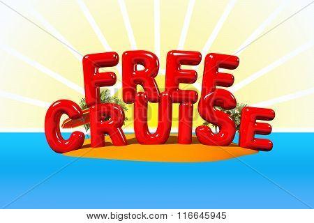 Free Cruise To Island
