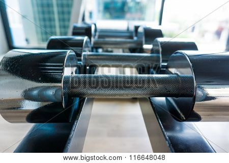Dumbbells Weight Training Equipment