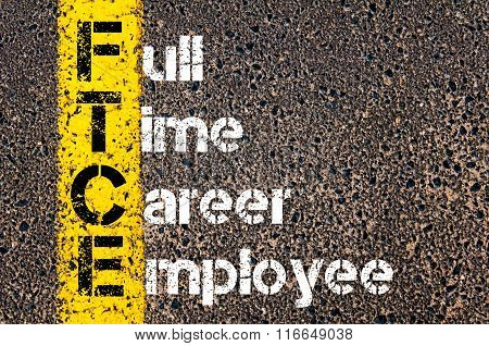 Business Acronym Ftce Full Time Career Employee