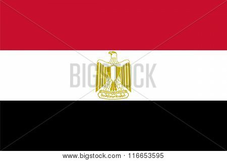 Standard Proportions For Egypt Flag