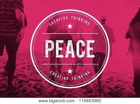 Peace Free Freedom Harmony Quite Solitude Zen Concept