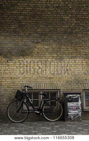 Brickwall bike