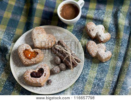 Valentine Muffins