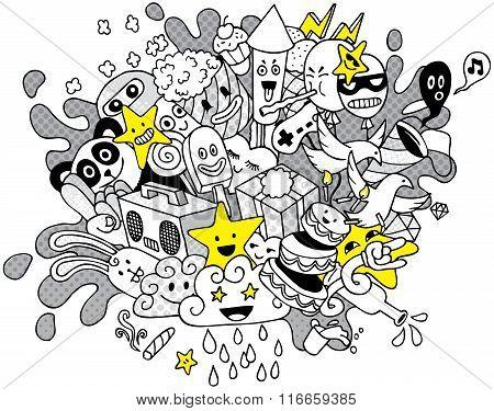 Party Doodle -