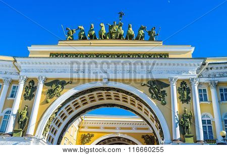 The Arch With Quadriga