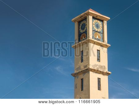 Kusadasi Clock Tower, Kusadasi, Izmir Province, Turkey