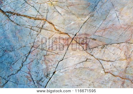 Line Curve On Marble Stone Texture Background