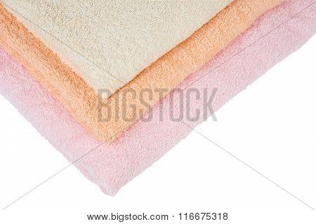 Three Colors Towels