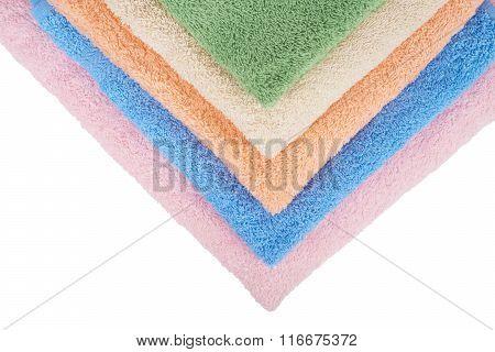 Five Colors Towels