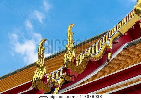 Traditional Thai architectural element