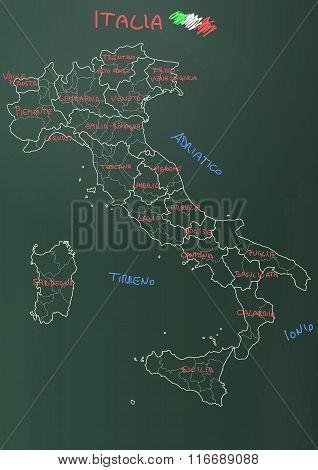 Italy Chart