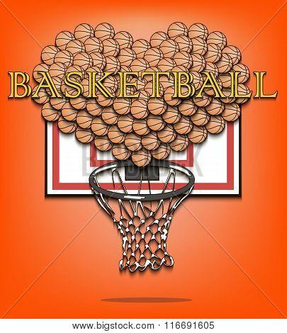 Love Of Basketbal