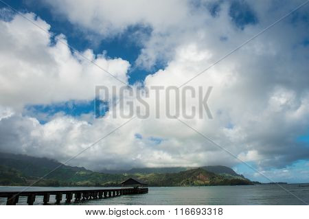 pier in Hawaii