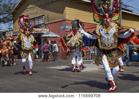 Diablada Dance Group
