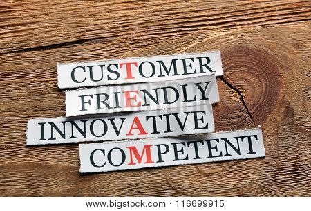 Team Competent  Acronym