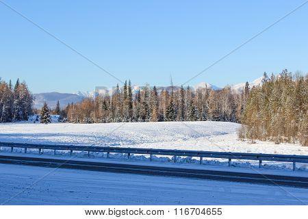 Vast Mountain Ranges.