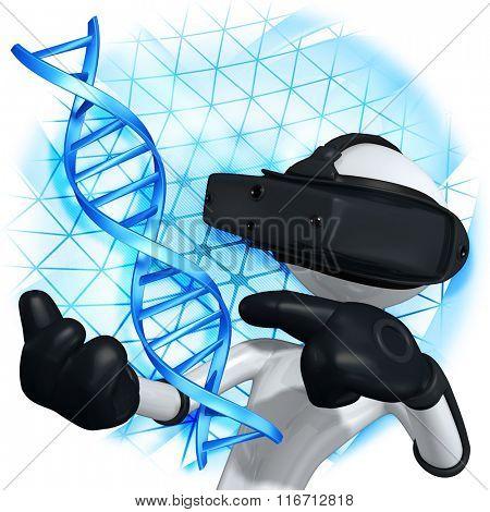 Virtual Reality DNA