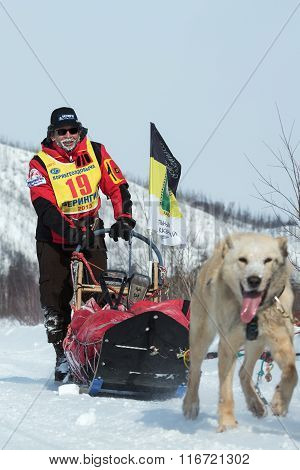 Kamchatka Sled Dog Racing Beringia. Russian Far East, Kamchatka Peninsula