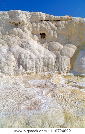 Calcium Bath And   In Pamukkale