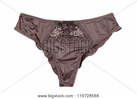 Ladies Satin Panties