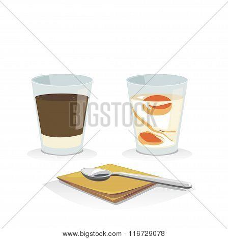 Coffee&egg