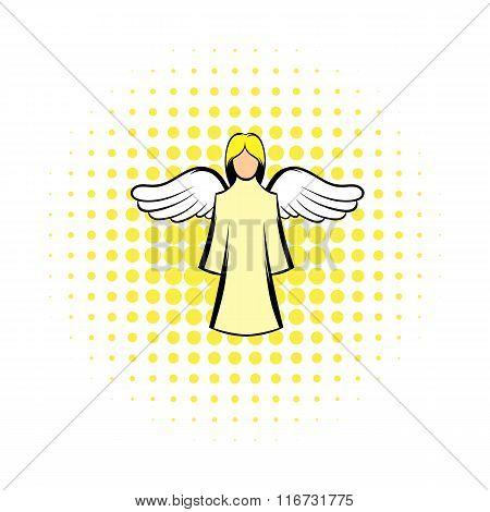 Saint angel comics icon